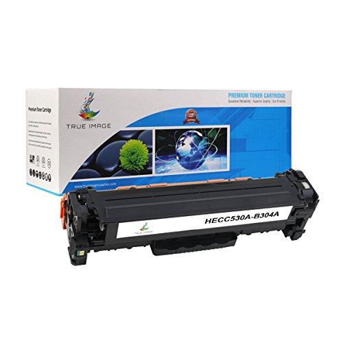 TRUE IMAGE HECC530A-B304A Compatible Toner Cartridge Repl...