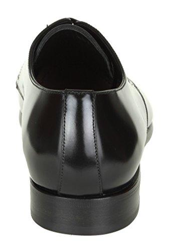 Dolce E Gabbana Uomo A10086ac46080999 Stringate In Pelle Nera