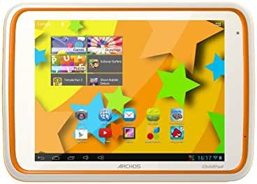 Archos Childpad 80 8-inch Tablet (ARM Cortex A9 1GHz, 1GB RAM, 4GB Storage, Wi-Fi, Camera, Android 4.1)