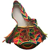 HANDMADE BAG, Mochila Wayuu crossbody - authentic from Colombia, Excelent HANDMADE BAG for gift
