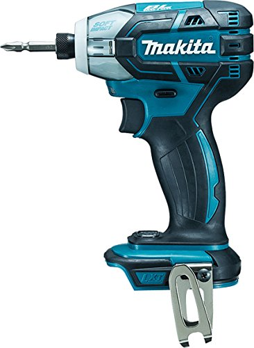 Makita DTS141ZJ 18 V Li-ion LXT Brushless Oil Pulse Driver in Makpac Case, No Batteries Included