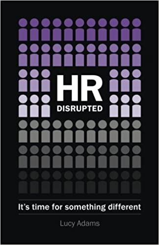 Book HR Disrupted: It's time for something different