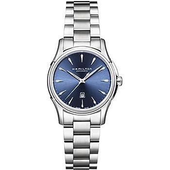 Hamilton Jazzmaster Lady Blue Dial Ladies Watch H32351145