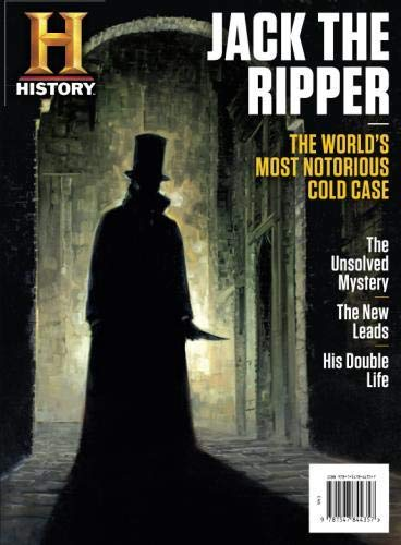 History Channel Jack the Ripper: The World's Most Notorious Cold Case