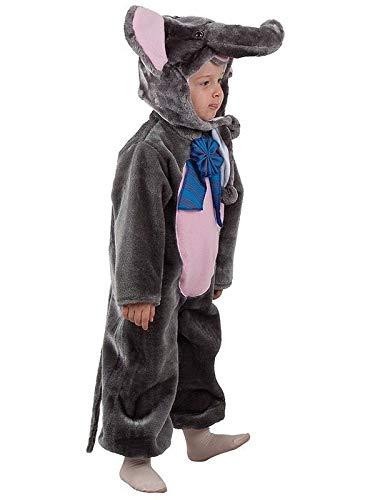 DISBACANAL Disfraz Elefante bebé - Único, 12 Meses: Amazon.es ...