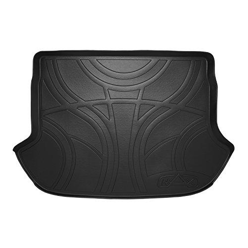 (SMARTLINER All Weather Cargo Liner Floor Mat Black for 2009-2014 Nissan Murano)