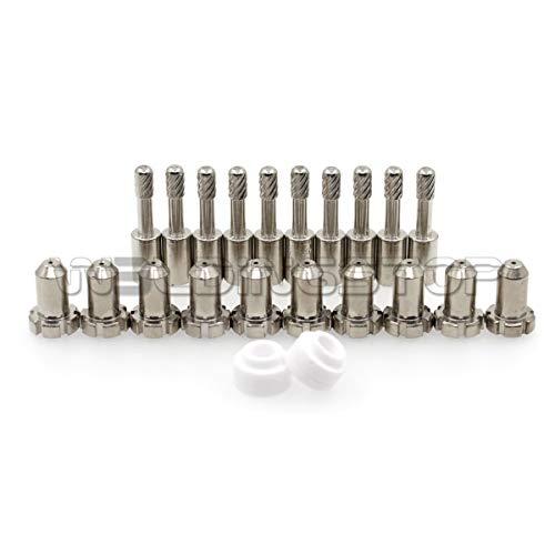Thermal Dynamics PCH-20 Buse Plasma 8-3218 et Plasma Electrodes 9-6006 20pcs