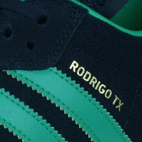 de Negro Gum4 Samba Zapatillas Skateboarding Adidas ADV Negbas para Verde Hombre tWHZwWn6qx