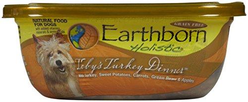 Earthborn Holistic Toby's Turkey Dinner Can Pet Food, 8-O...