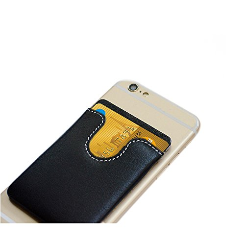 Adhesive Genuine Leather Samsung Motorola
