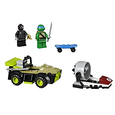 LEGO Juniors Turtle Lair 10669 Building Set: Toys & Games