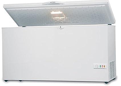 VESTFROST sz464 C pecho congelador, 476 L: Amazon.es: Industria ...
