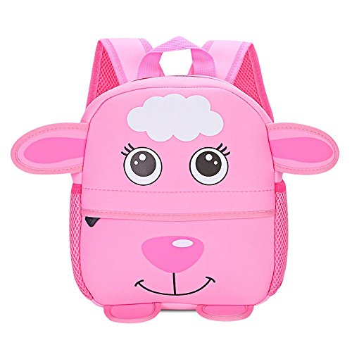 5102dbf5a78f Little Kids Toddler Backpack Cute Cartoon Animal Design Kindergarten Bags  Mini Preschool Children Backpack for Baby