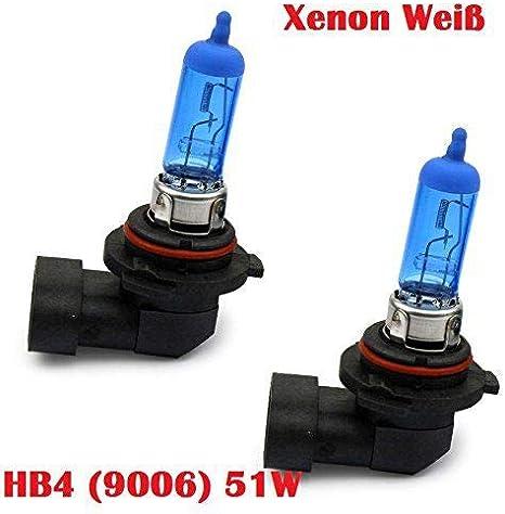 2xstück Hb4 51w 9006 P22d 12v Xenon Optik Lights Halogen Auto Lampen Für Abblendlicht Fernlicht Zusatzscheinwerfer Und Nebelscheinwerfer Chiavi Auto