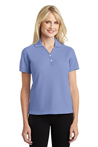 Ladies 100  Pima Cotton Sport Shirt