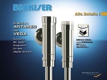Sehr Design WC- Druckspüler VEGA eco von Benkiser: Amazon.de: Baumarkt DQ84