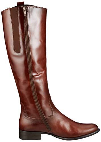 Gabor Damen Fashion Hohe Stiefel, Braun (Sattel (Effekt) 22), 37 EU 6