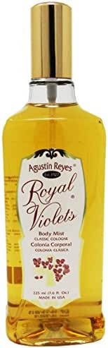 Agustin Reyes Royal Violets 7.6 oz Spray Cologne