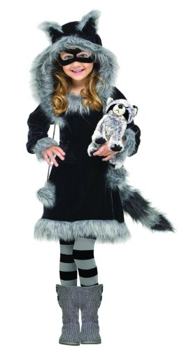 Fun World Costumes Raccoon Toddler