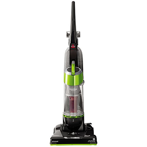 Bissell CleanView Bagless Upright Vacuum, Green, ()