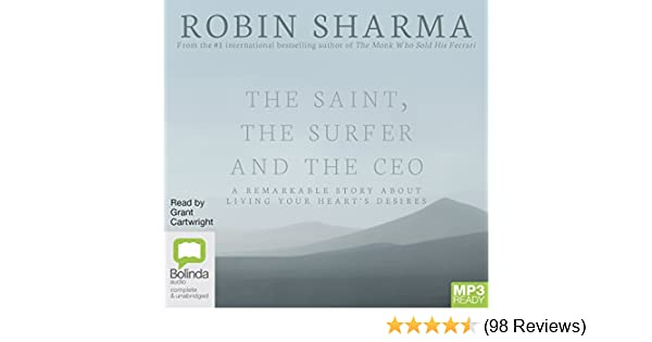 the saint the surfer and the ceo review