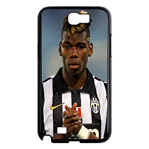 Samsung Galaxy Note 2 N7100 Phone Case Paul Pogba HY90180