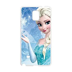 Frozen fresh girl durable fashion Cell Phone Case for Samsung Galaxy Note4