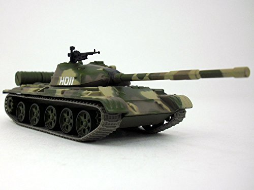 Battle Camo (T-62 Russian Main Battle Tank - Camo 1/72 Scale Diecast Model)