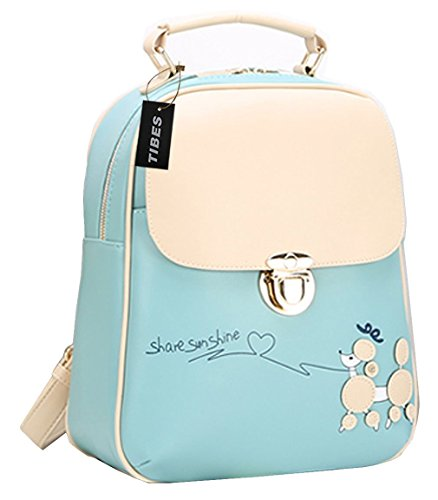 Tibes Waterproof Backpack School Girls product image