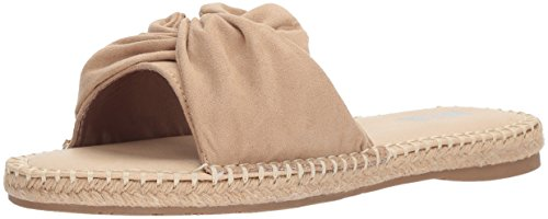 discounts sale online shipping discount sale MIA Women's Kensi Slide Sandal Natural clearance eastbay j6Iyt