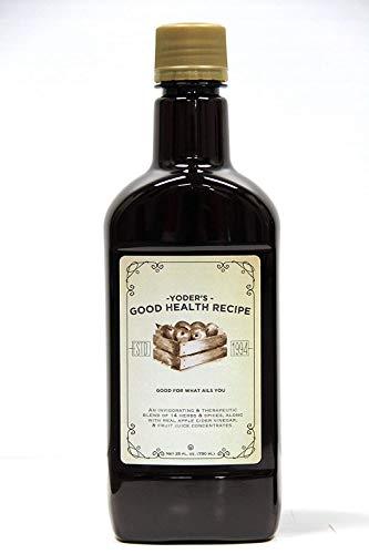 Yoder's Good Health Recipe Tonic, 25 Fl Oz