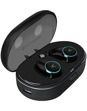 MYCARBON Wireless Headphones V5.0 1000mAh Charging Box Bluetooth Headphones  Wireless Earphones Hi-Fi f05e0727a8