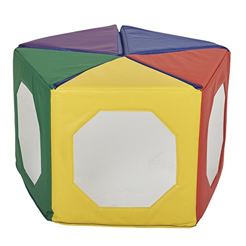 ECR4Kids Softzone Wheel of Mirrors by ECR4Kids