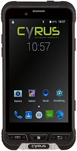 Cyrus - Smartphone para Exteriores CUYR10090, CS35 LTE, Doble ...