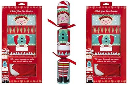 Make Your Own DIY Christmas Crackers 8 Designs To ChooseFun Times Xmas