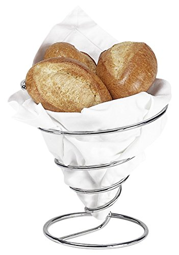 Appetizer Wire Cone Basket - 7