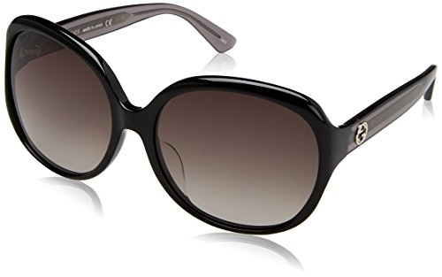 Gucci GG0080SK Sunglasses 61 Mm