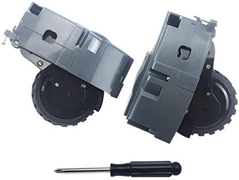 Ruedas Derecha Izquierda para Piezas de Repuesto iRobot Roomba para Ruedas de aspiradora Roomba Accesorio de Robot de Barrido: Amazon.es: Hogar