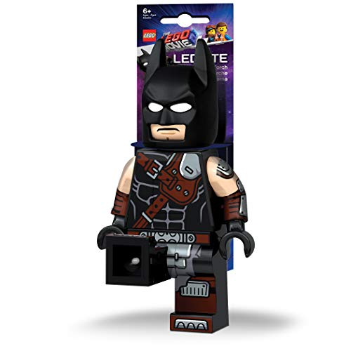 LEGO The Movie 2 Batman LED Torch / Flashlight -