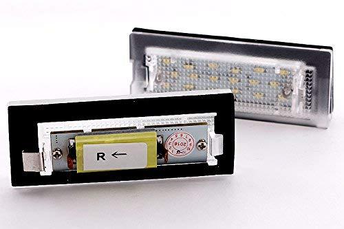 LED Kennzeichenbeleuchtung Canbus Module mit E-Zulassung V-030132