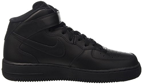 Wmns Basketballschuhe Air Force Black Schwarz Nike 07 Mid Black 1 Damen 05CSq