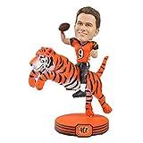 Joe Burrow Cincinnati Bengals Riding Bengal Tiger