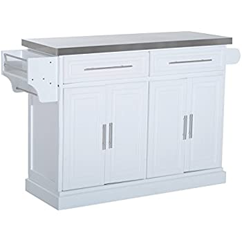 Amazon Com Home Styles 4512 95 Liberty Kitchen Cart With
