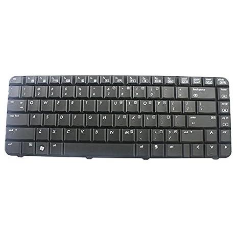 Teclado del ordenador portátil para HP Presario CQ50 Negro: Amazon.es: Electrónica