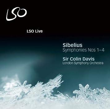 シベリウス:交響曲全集vol1(第1~4番)