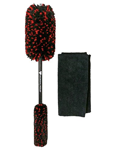 Price comparison product image Wheel Woolie LIMITED EDITION Double Sided Original Wand-Tool-Stick. Made In The USA.