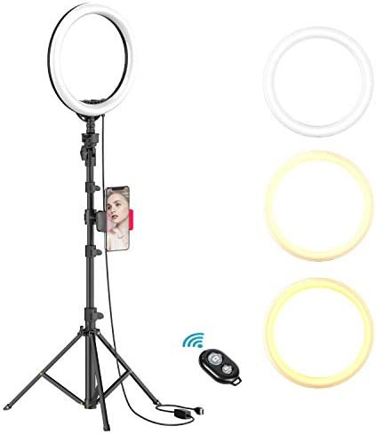 Dimmable Ringlight Photography Compatible UPGRADED product image