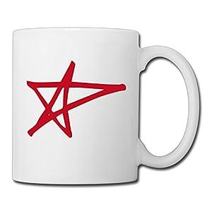 Christina Avril Lavigne Let Go Logo Ceramic Coffee Mug Tea Cup White