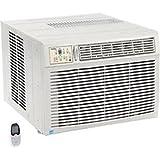 500 btu air conditioner - 230/208V Window Air Conditioner with Heat, 18, 500 BTU Cool, 16, 000 BTU Heat