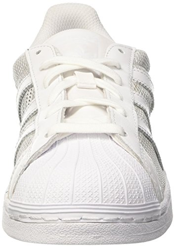 White Men's White Trainers Superstar White White Low Footwear Footwear adidas 5 Originals UK Footwear 8 aPXxSEw